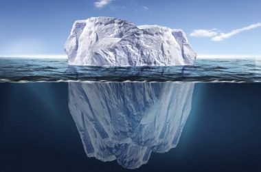 Natural Iceberg 9138