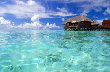 Awesome Maldives Beach 9660