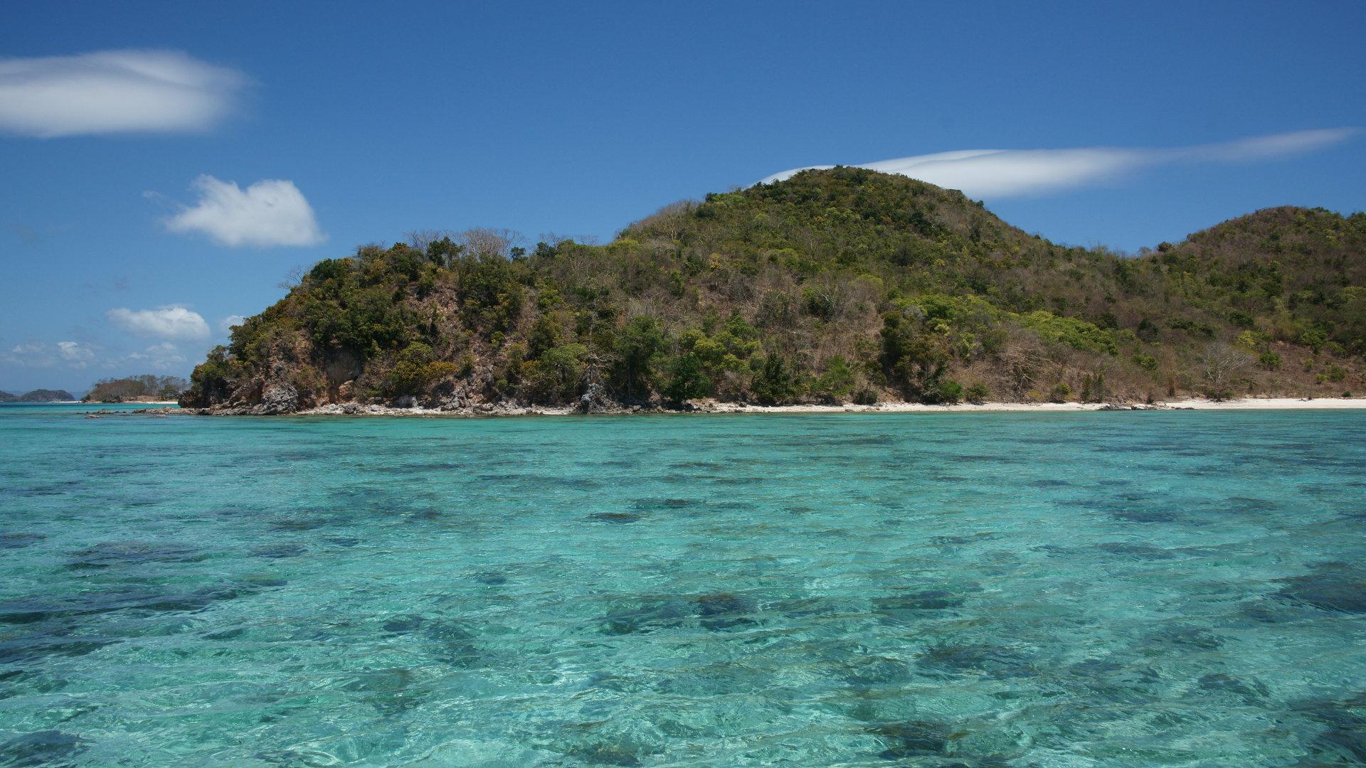 Blue Ocean 1080p Image