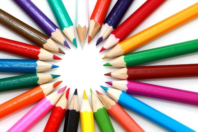 Bright Color Artistic Image
