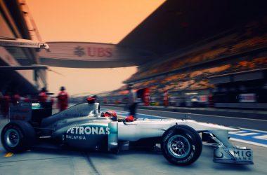 Free Formula 1 Wallpaper