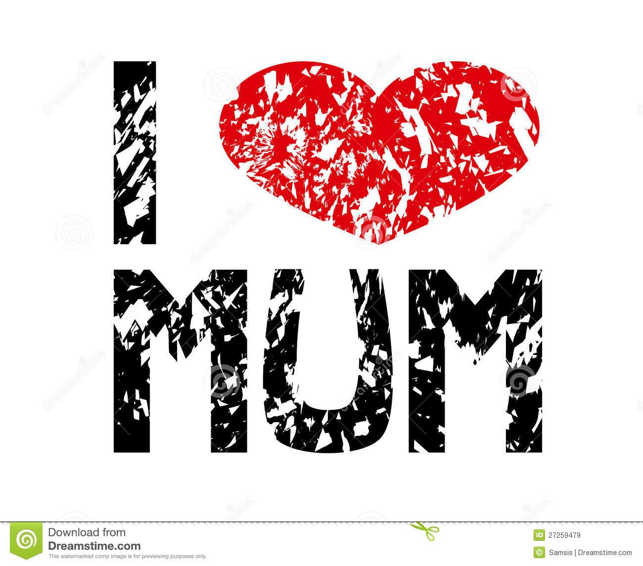 Fantastic I Love Mum