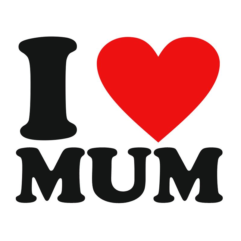 Nice I Love Mum
