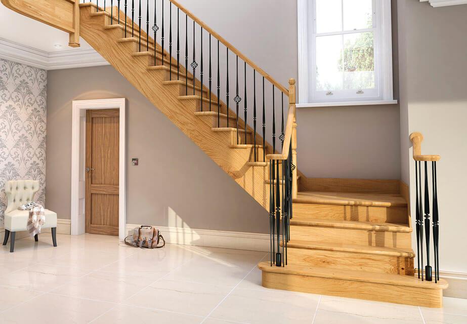 Spotlight Staircase