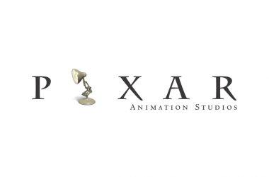 3D Pixar Logo
