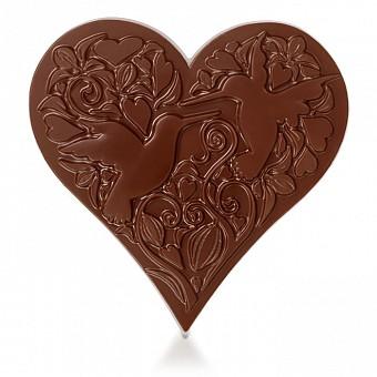 Hotel Milk Chocolate Hearts