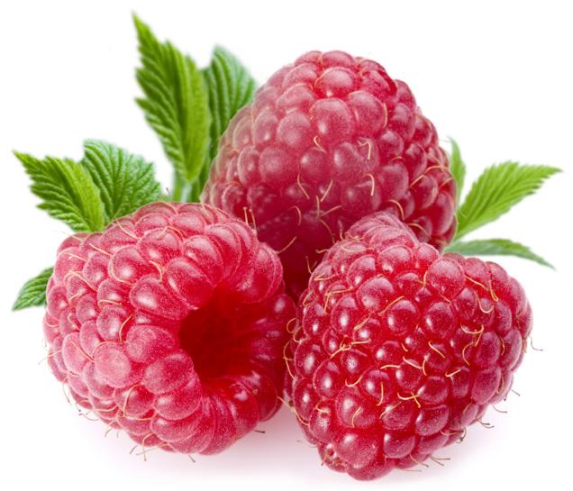 Three Raspberry