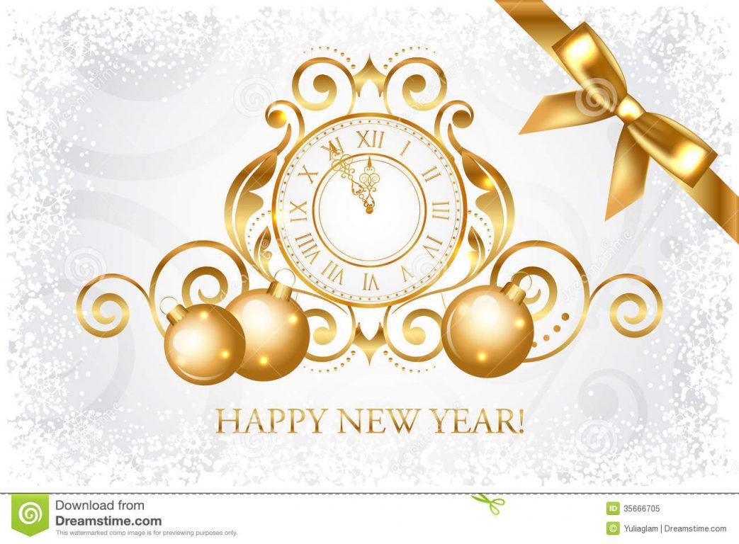 Wallpaper Of New Year Card 10642 Hdwpro