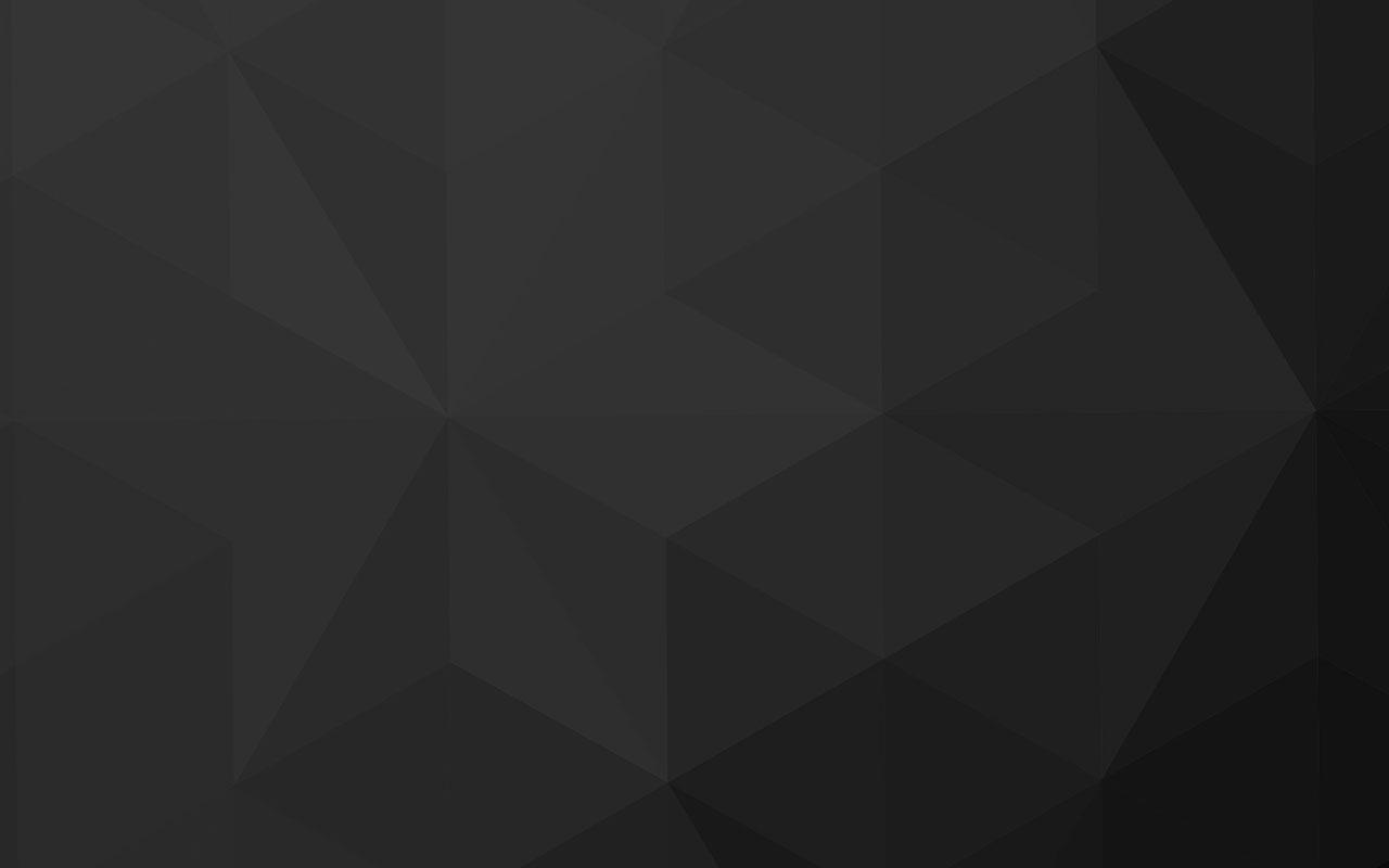Geo Black Background
