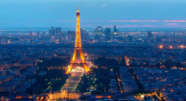 Nice Paris Image