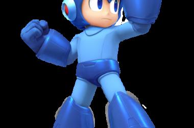 3D Megaman Picture