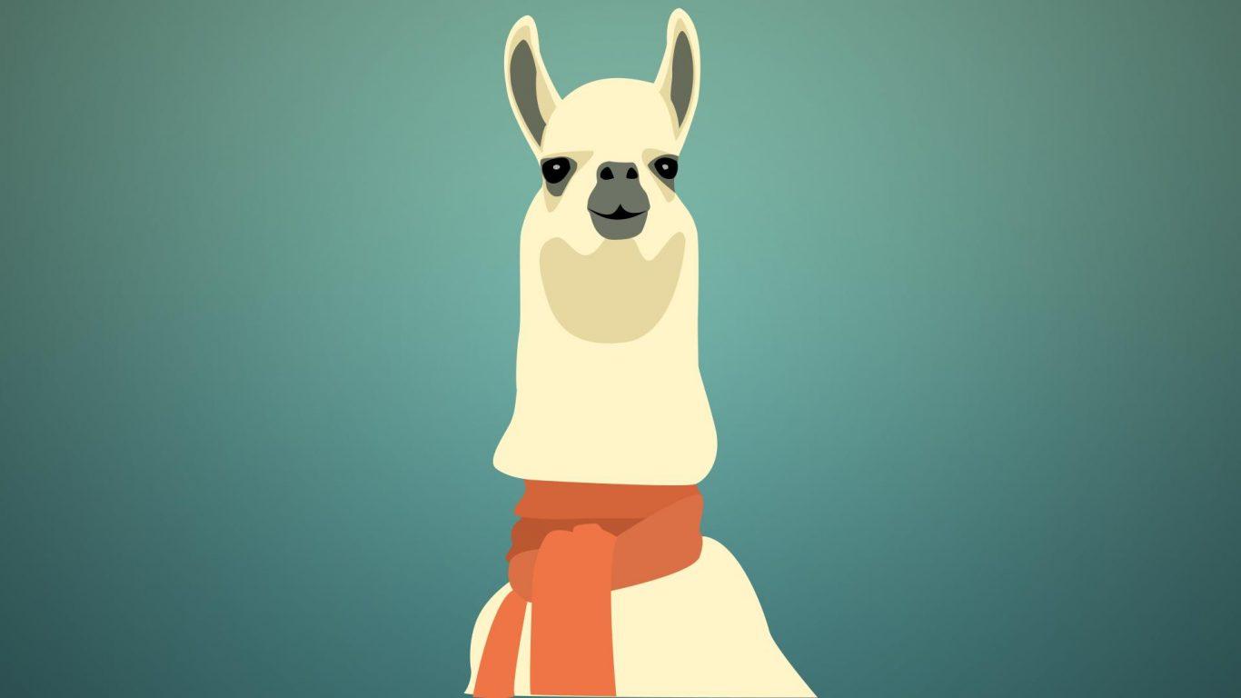 Llama Wallpaper 12183
