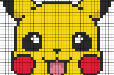 3D Pixel Image 12765
