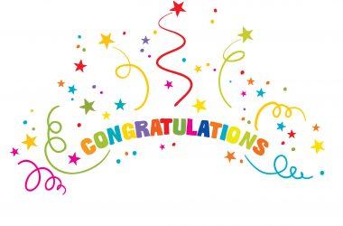 Art Congratulations