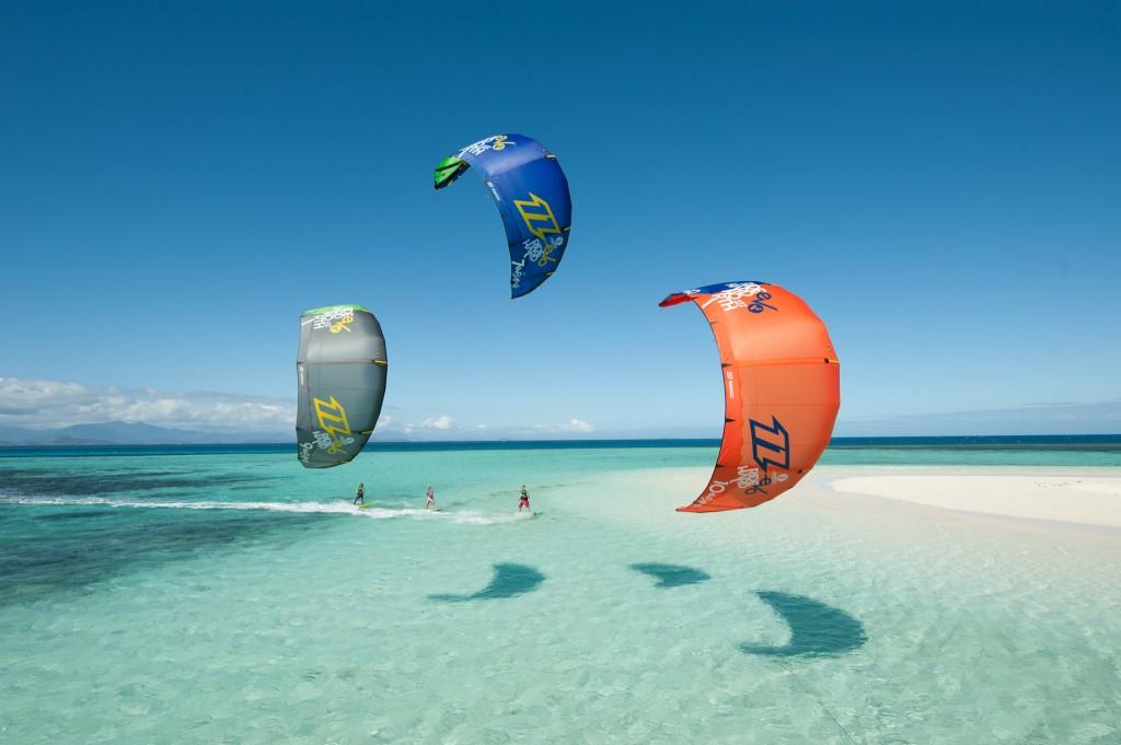 Cool Kitesurfing