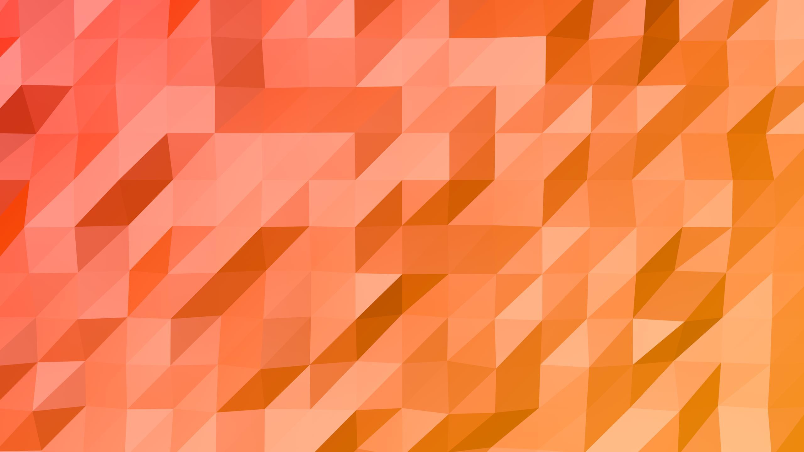 Fantastic Polygon Wallpaper
