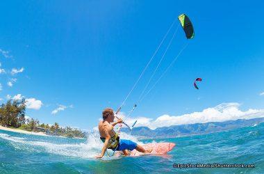Kitesurfing Bali Lessons