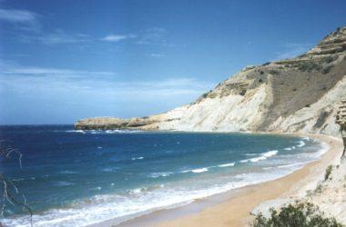 Natural Coastline