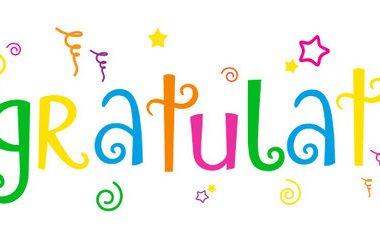 Stunning Congratulations