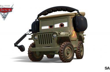 Best Cars 2 Sarge