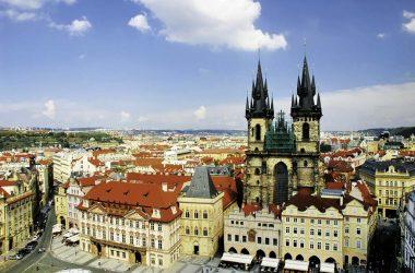 Free Prague City 12950