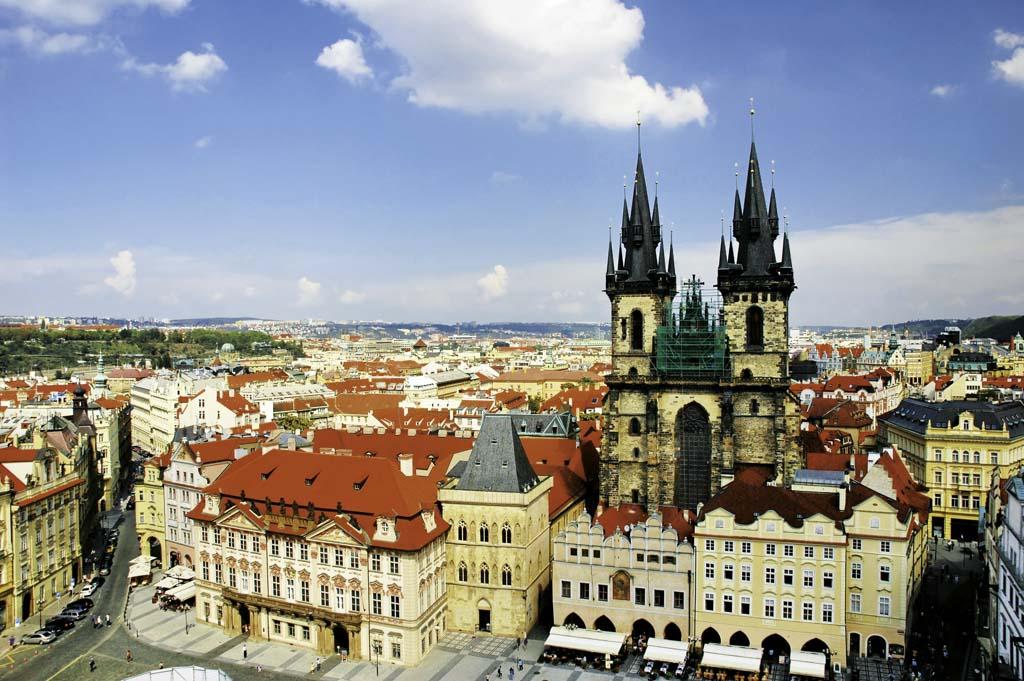 Free Prague City