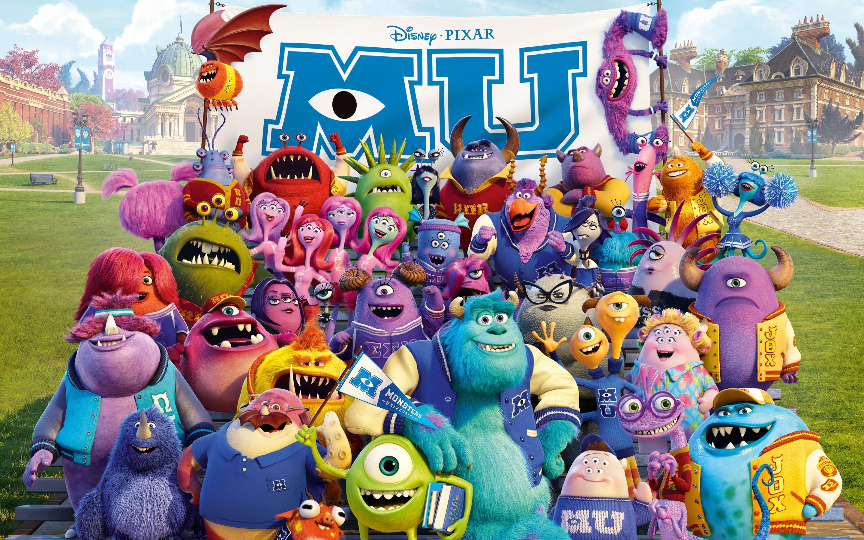 HD Monsters University