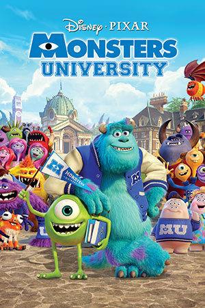 Nice Monsters University