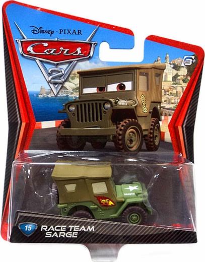 Race Team Sarge