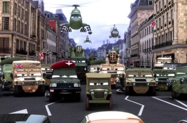 Super Cars 2 Sarge