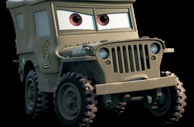 Top Cars 2 Sarge