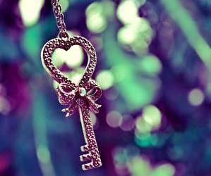 3D Love Key