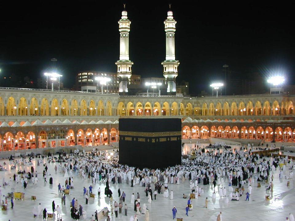 Kaba Islamic Image