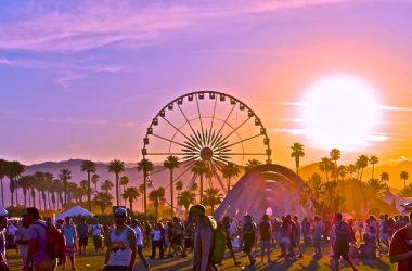 Beautiful Coachella Festival Wallpaper 13638