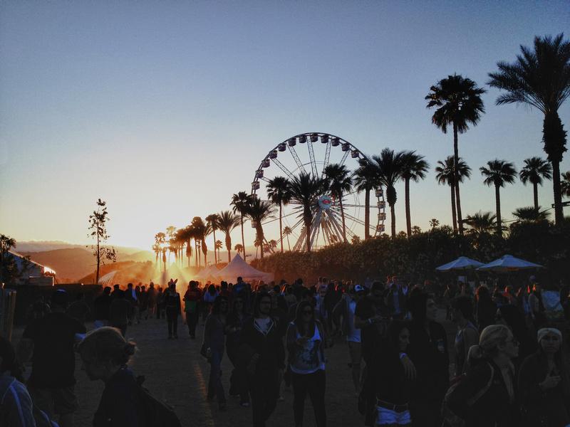 Great Coachella Festival Wallpaper