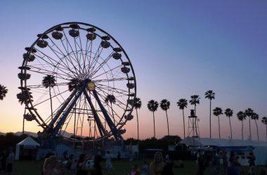 HD Coachella Festival Wallpaper 13644