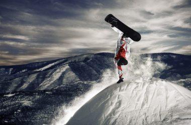 HD Snowboarding Wallpaper