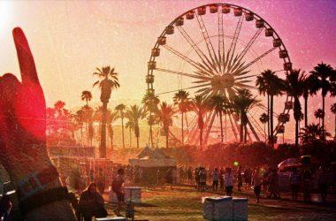 Nice Coachella Festival Wallpaper