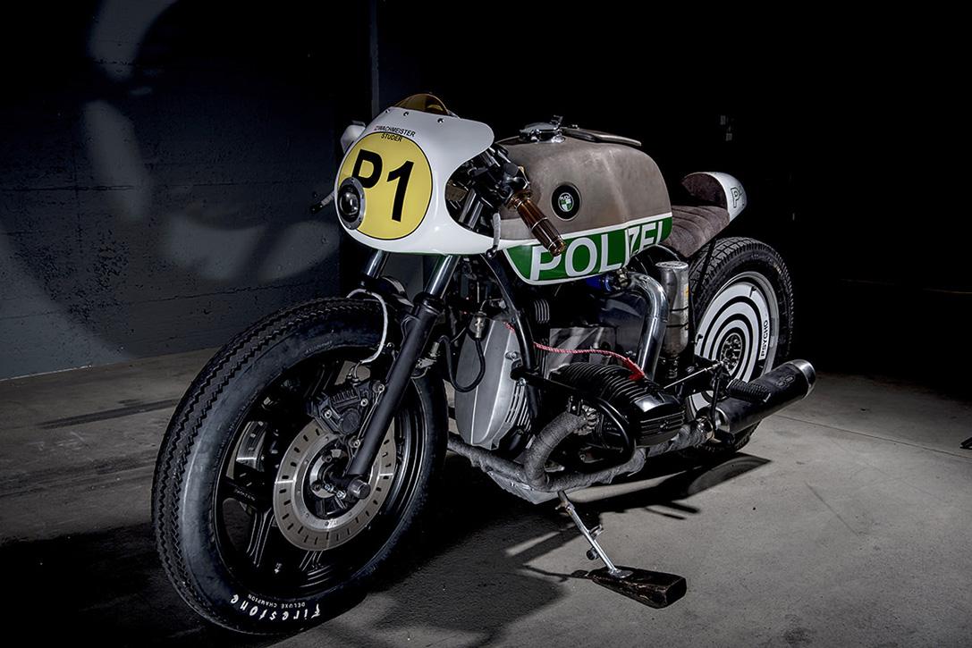 Super BMW R80 Bike