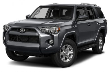 Grey Toyota 4Runner