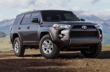 Nice Toyota 4Runner