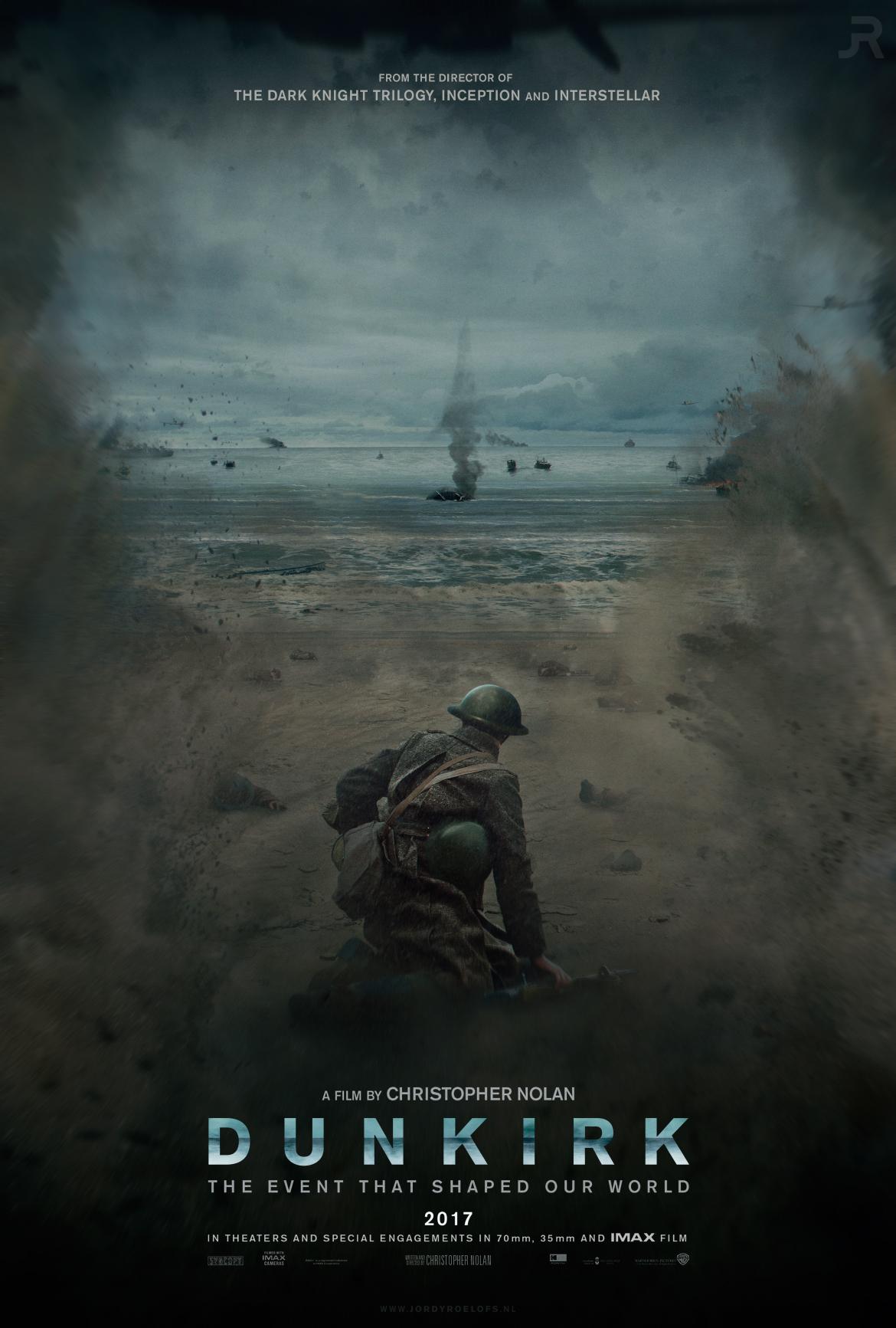 3D Dunkirk Wallpaper