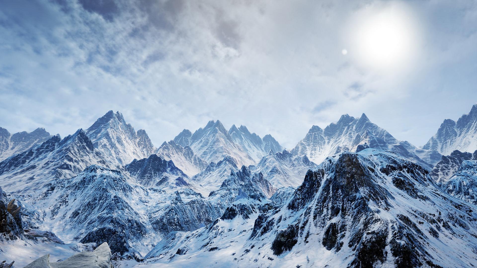 Snow Mountain 14100 Hdwpro