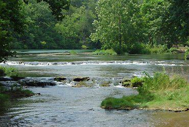 Nice Spring River