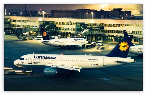 Awesome Lufthansa Wallpaper