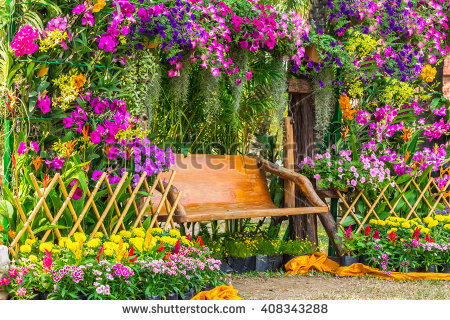 Free Flowers Garden