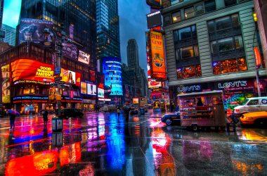 Free Times Square Wallpaper