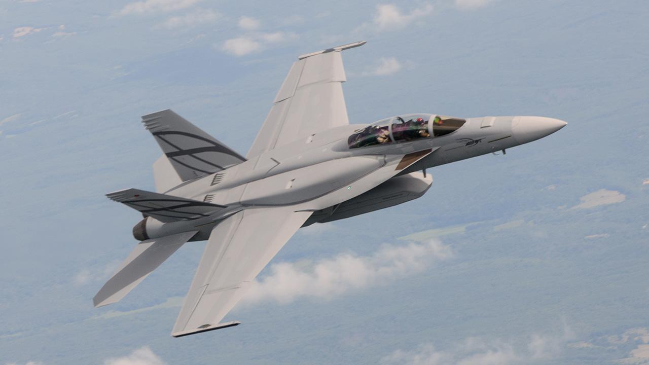 Great F18 Hornet
