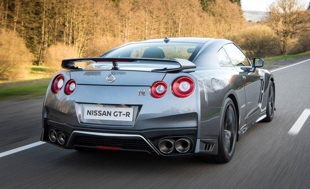 Great Nissan Gtr