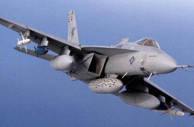 Nice F18 Hornet 14801